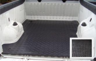 Ladeflächen Matte für Dacia Logan